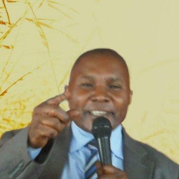 Pastori Bonaventure Katembo Tansaniasta vierailee Jämsässä Su 19.5.2019
